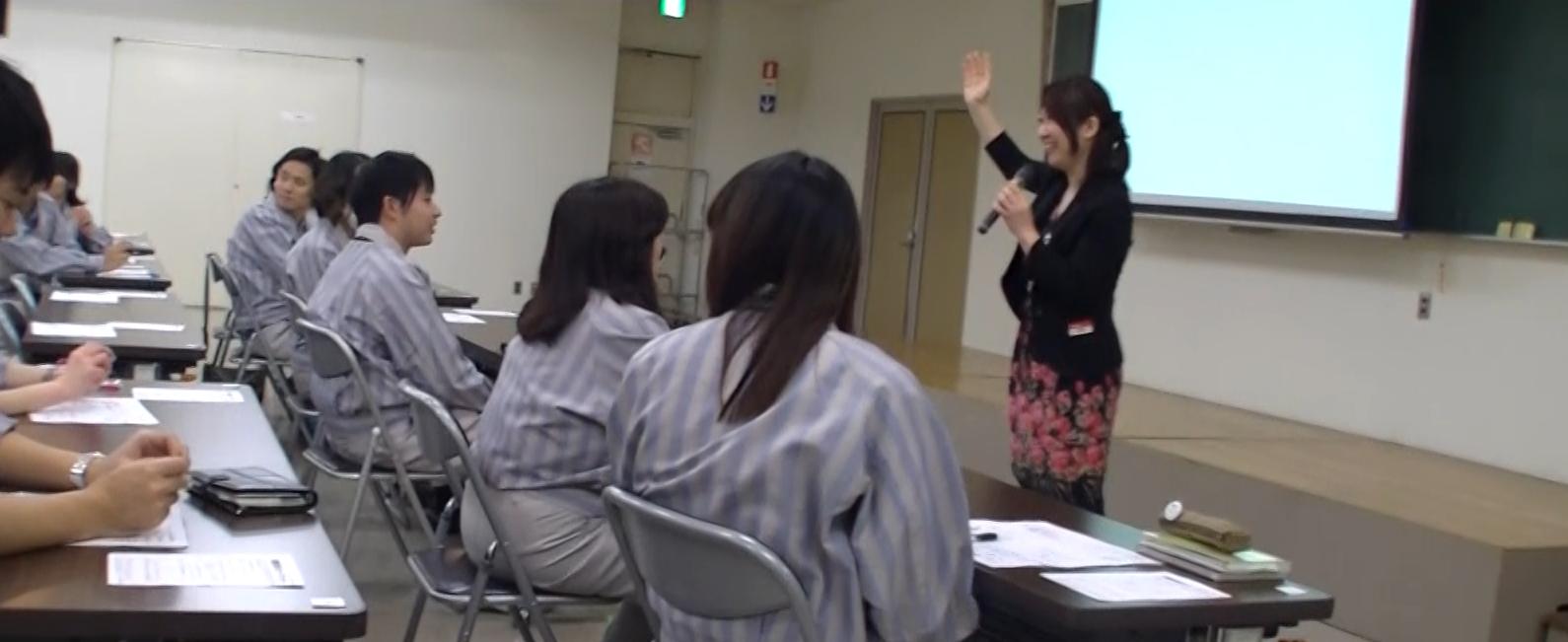 コミュニケーション/ビジネスマナー研修