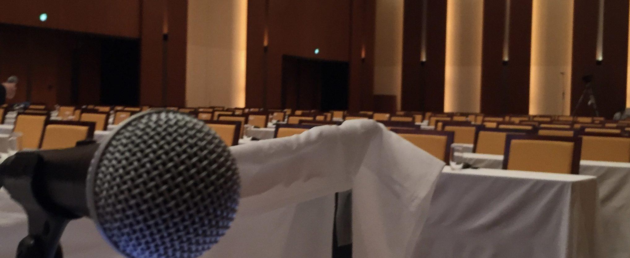 【全国対応】司会・影アナ・ナレーション プロのアナウンサーをご紹介します